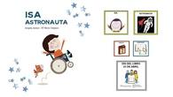 """Cuento adaptado con pictogramas """"Isa Astronauta"""""""