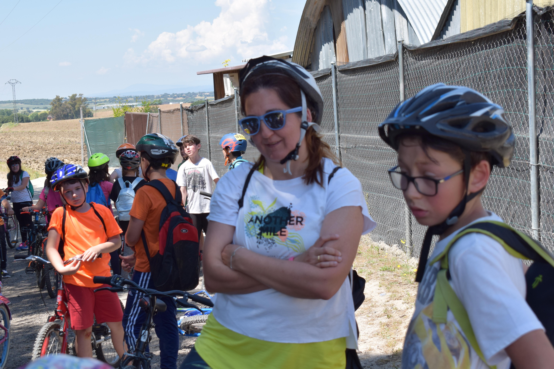 Salida en bici 4º de Primaria 32