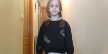 Anya's clothes
