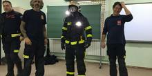 Visita de los bomberos 1