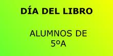 5ºA Poesías castellano