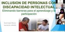 Cómo fomentar prácticas inclusivas. David López
