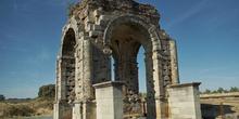Arco romano de Cáparra, Cáceres