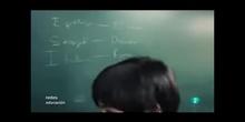 Vídeo 2. ¿QUÉ ESPERAN DEL PROFESOR SUS ALUMNOS?