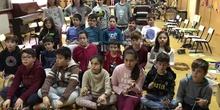 4º C Coro de niños. Instrumentación