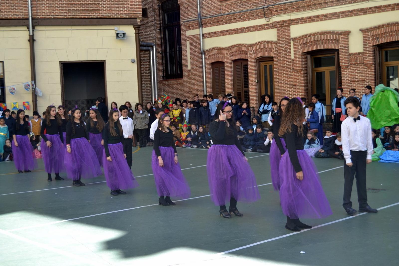 Jornadas Culturales y Depoortivas 2018 Bailes 1 12