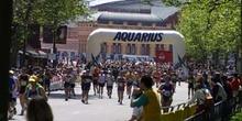 Maratón celebrada en memoria de las víctimas de los Atentados de