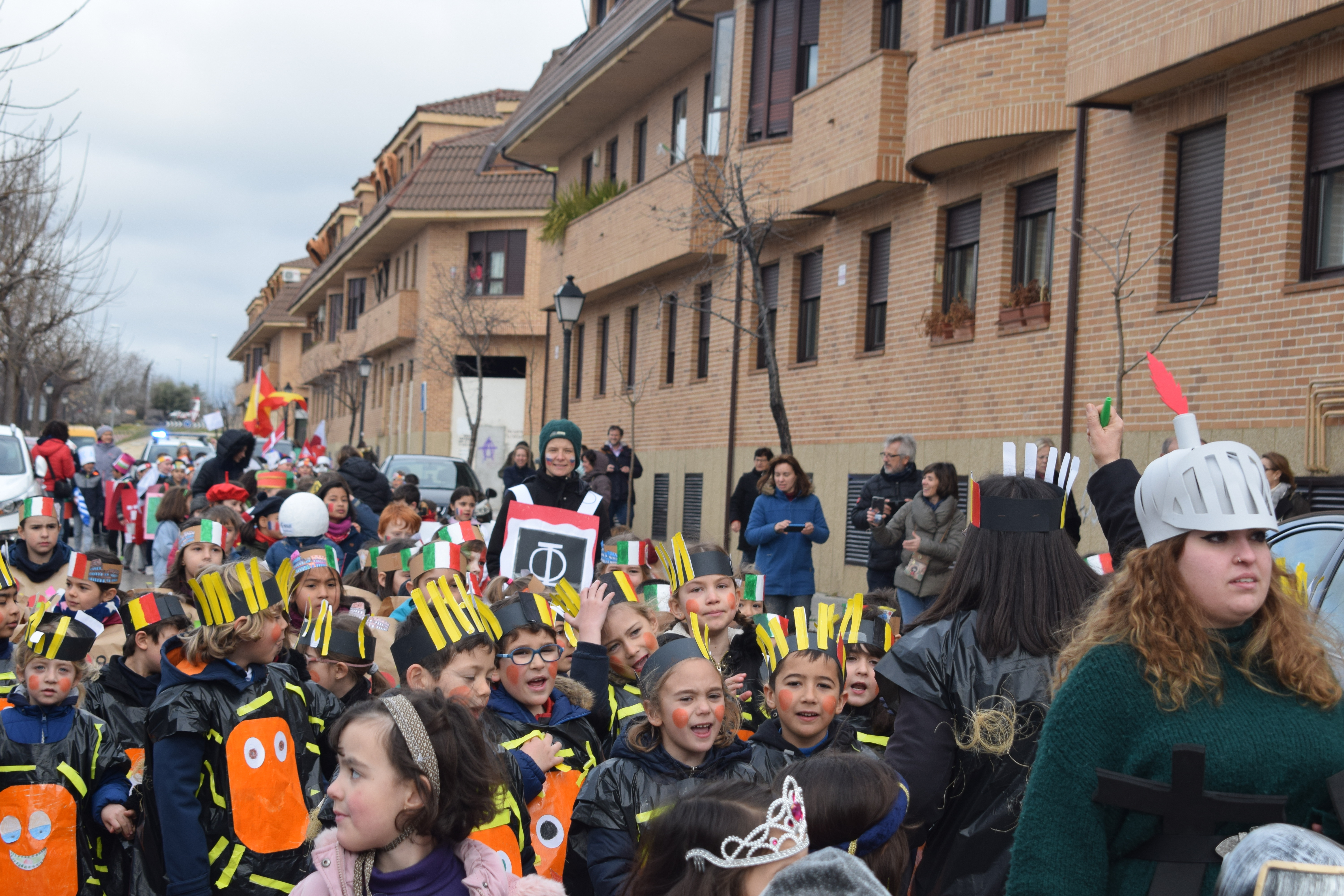 Pasacalles Carnaval 2018  6 50