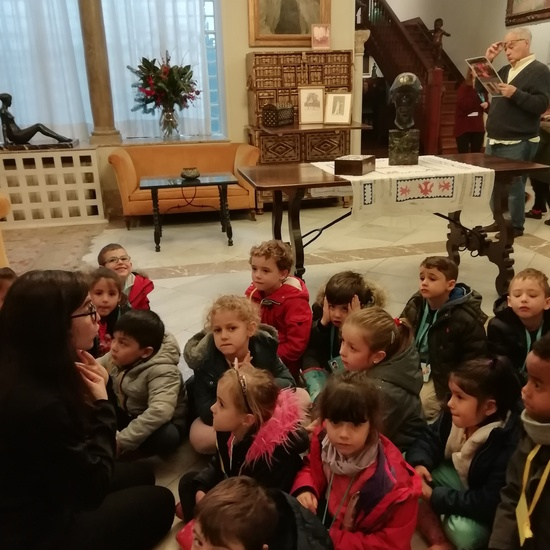 MUSEO SOROLLA. Infantil 5 años. 4