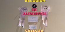 RECOGIDA DE ALIMENTOS. CASA DE ESPRONCEDA 18/19