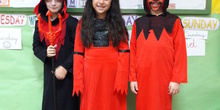 Halloween Photograps (Primary 1)