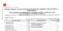 LISTAS PROVISIONALES BAREMACION-18052021111437