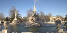 Jardín del Parterre, Aranjuez, Comunidad de Madrid
