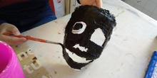 Máscaras de escayola 10