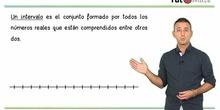 6. TIPOS DE INTERVALOS