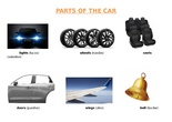 Parts of the car
