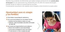 INFORMACIÓN FAMILIAS SNAPPET