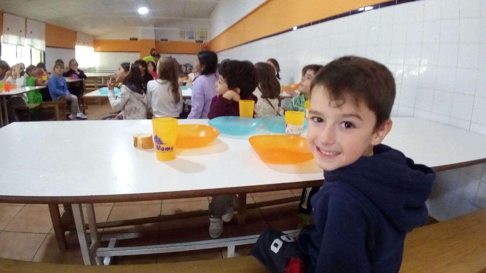 Granja Escuela 1º y 2º EP 2017-18 21
