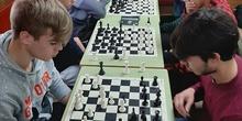 2º Torneo Ajedrez Intercentros Satafi 12