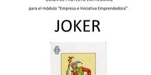 Proyecto de empresa Joker - Autor. Antonio Roberto Sos