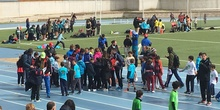 2018-04-09_Olimpiadas Escolares_CEIP FDLR_Las Rozas_Desfile 2