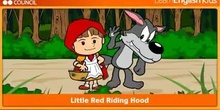 Little Red Riding Hoo
