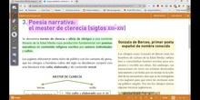 3º ESO Literatura medieval mester de clarecía