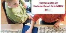 Herramientas de comunicación telemática : chat, mail, etc
