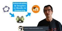 Actividades de geogebra en moodle vía exelearning