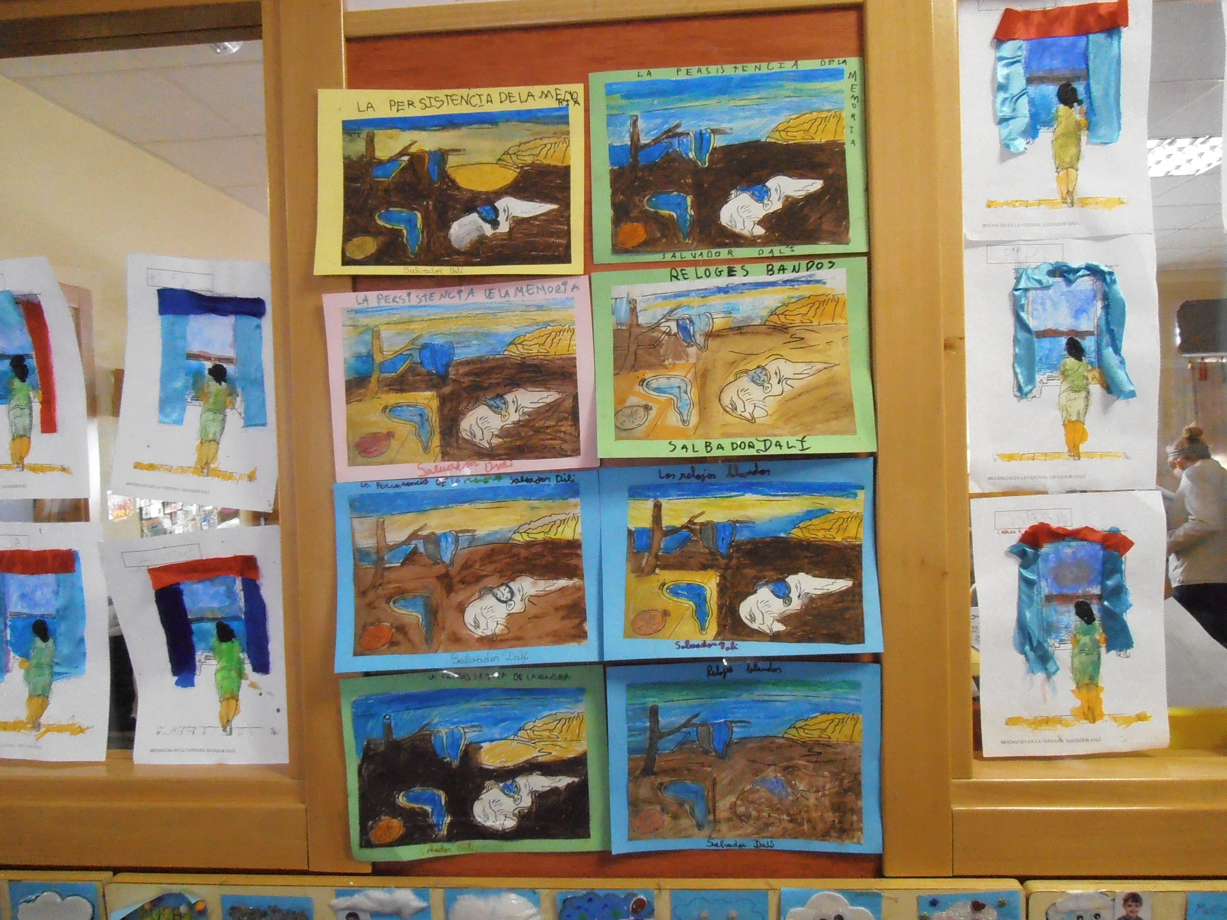 Pintores en Educación Infantil 18