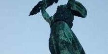 Monumento a la Liberación, Colina Gellért, Budapest, Hungría