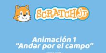 ScratchJr (Iniciación) 01-Pasear por el parque