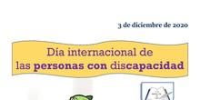 3/12/2020 DÍA DE LA DISCAPACIDAD
