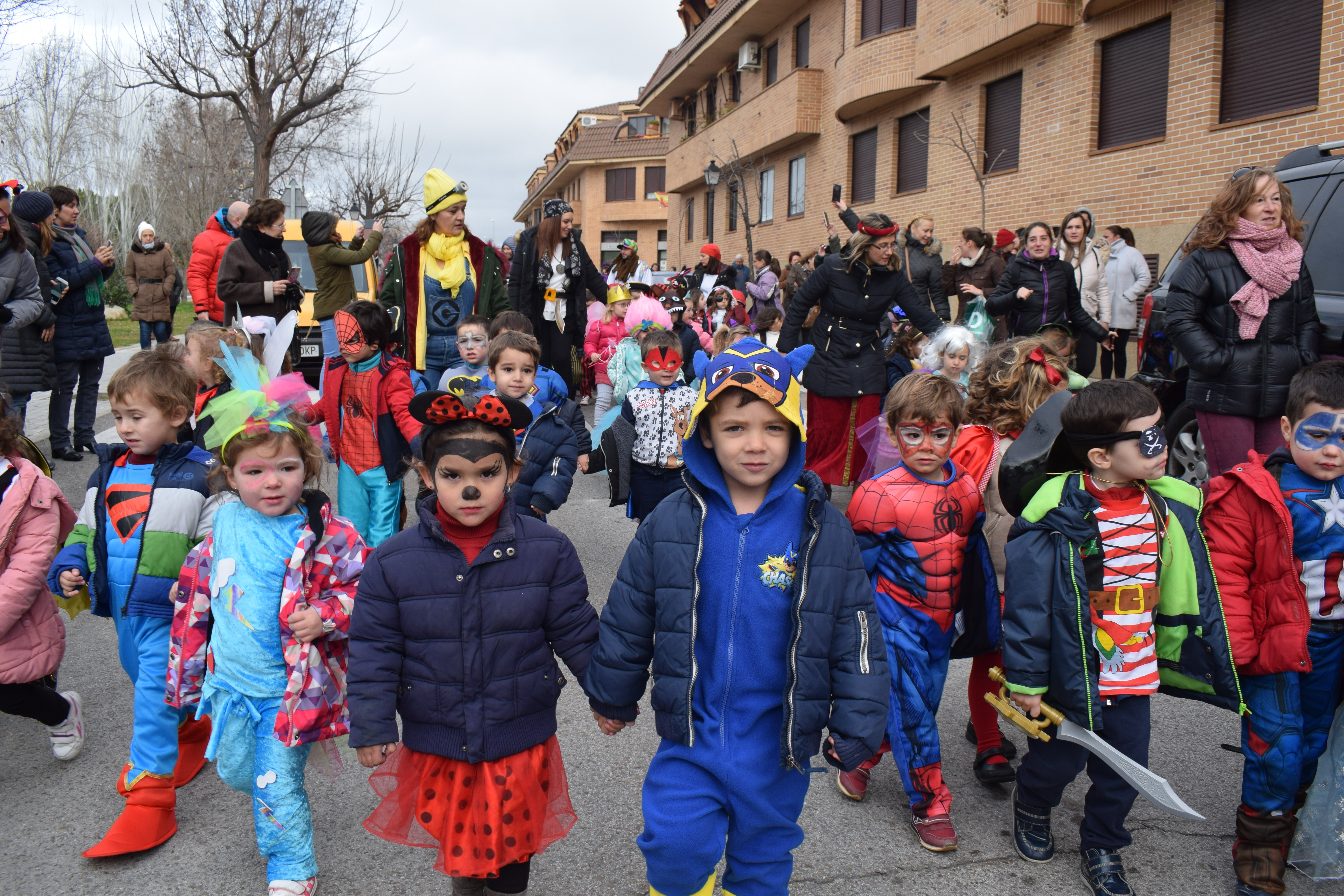 Pasacalles Carnaval 2018  6 35