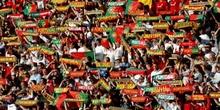Hinchada de la selección portuguesa, Portugal