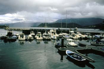Puerto deportivo de Lastres, Principado de Asturias