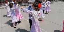 Bailando el chotis