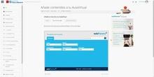 Cómo añadir un recurso de Aula Planeta a tus cursos del aula virtual de Educamadrid