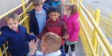 Visita al Berceo I de los alumnos de Infantil 4 años. 13