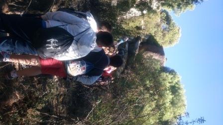 2017_10_23_Sexto hace senderismo y escalada en la Pedriza 1