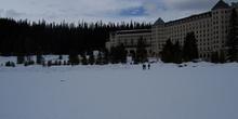 Hotel Fairmont Chateau, Lago Louise, Parque Nacional Banff