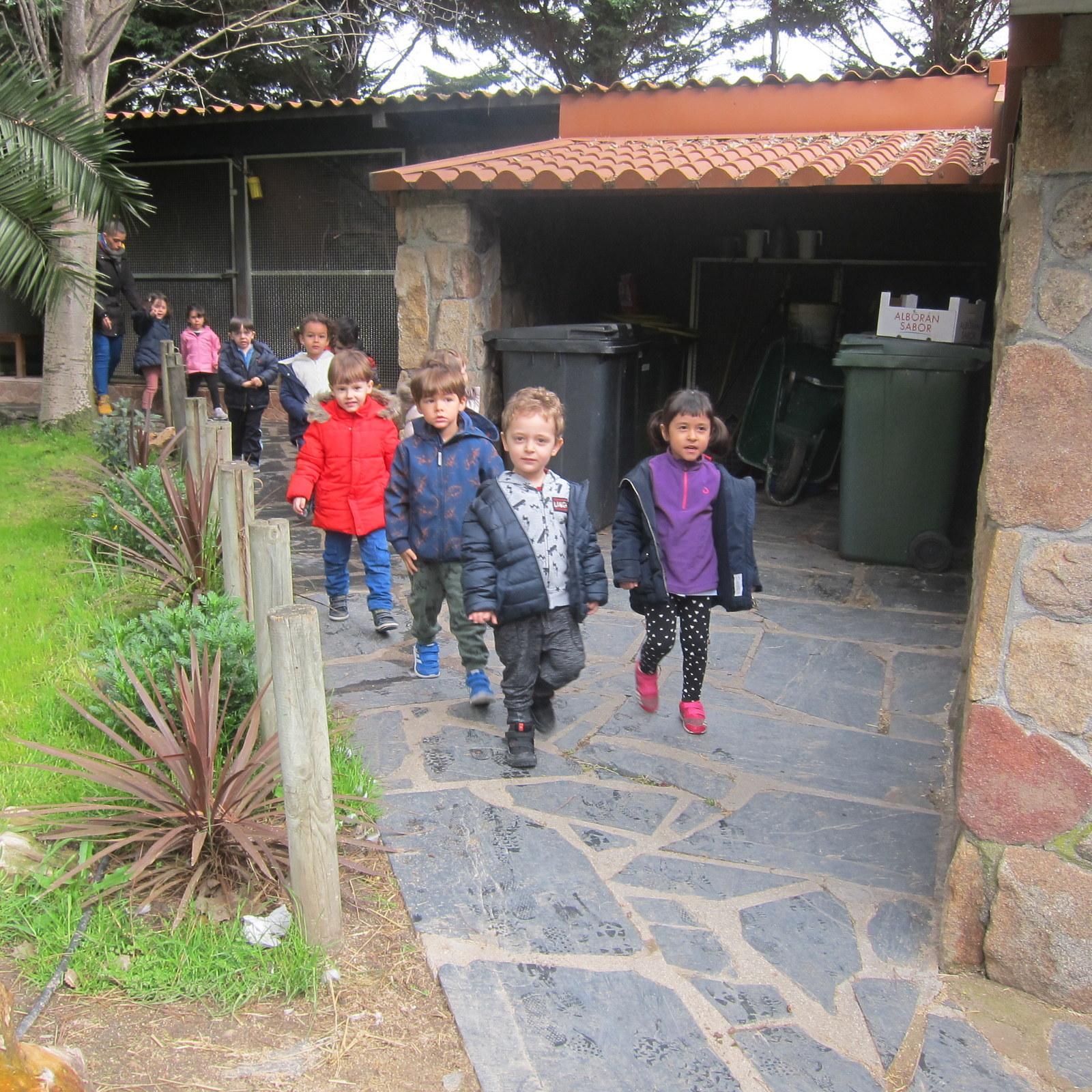 Granja Escuela Educación Infantil Curso 2017-18 17