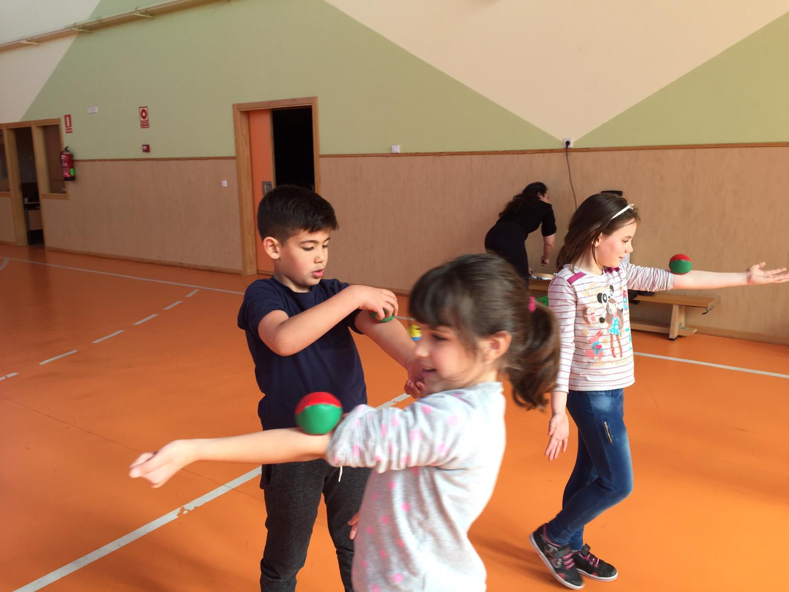 sesiones Mus-e de circo 15