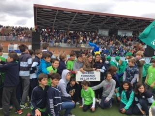 2018-04-09_Olimpiadas Escolares_CEIP FDLR_Las Rozas_Desfile 7