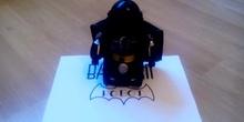 Disfrazo mi robot - Carlota.