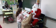 Santa Claus comes to School 16