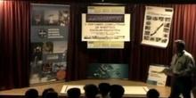 Complubot 2008: Velocistas (carrera de persecución)