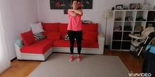 Vuela (coreografía juegos escolares)