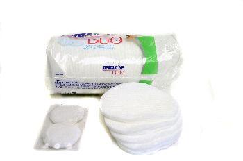 Discos de algodón