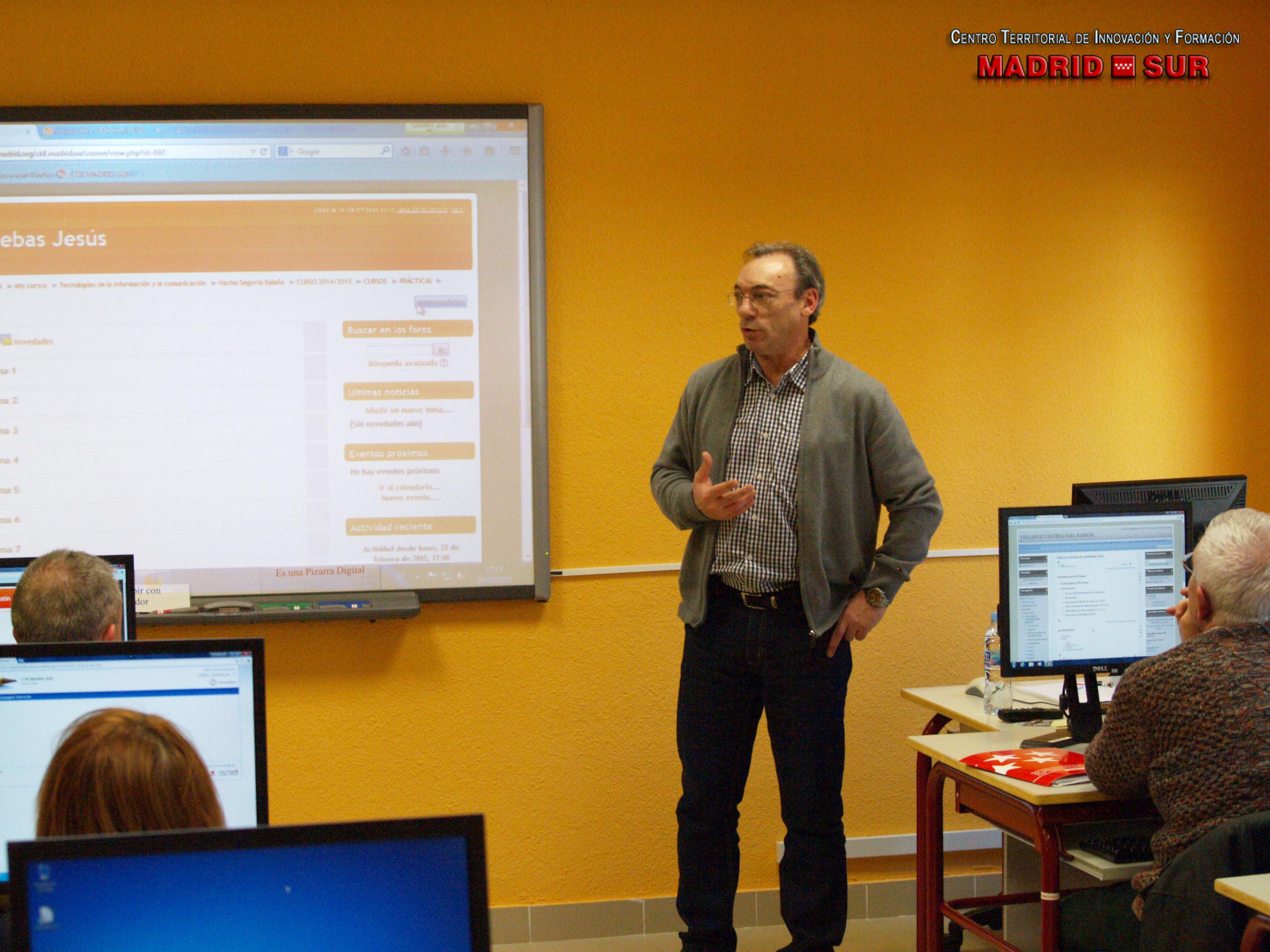 CURSO MOODLE V. 2.6. USOS EDUCATIVOS